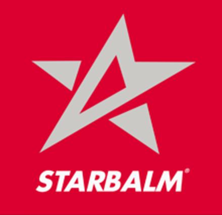 Logo starbalm